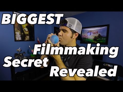 BIGGEST Filmmaking Secret Revealed! POLARIZERS!
