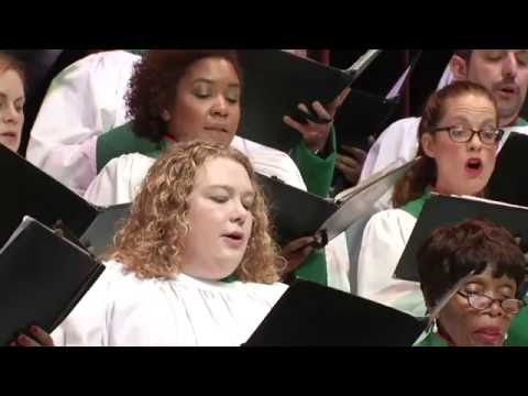 St. Patrick's Cathedral Choir - Millennium Stage (June 1, 2016)