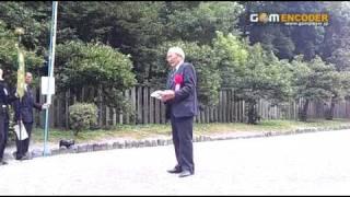 第20回桃山御陵参拝団・所功先生臨場講話3/4(平成23年11月3日)