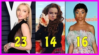 Disney Channel Famous Girls Stars Real Name and Age - Star News