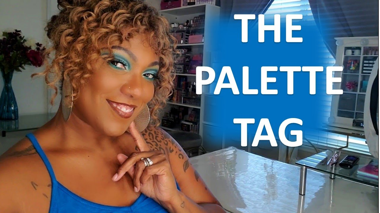 ALL ABOUT MY EYESHADOW PALETTES (The Palette Tag!!)