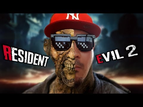 ???? HORROR SIĘ ZACZĄŁ | Resident Evil 2 Remake #01