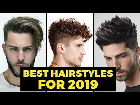 Best Men's Hairstyles for 2019 | Men's Haircut Trends | Alex Costa