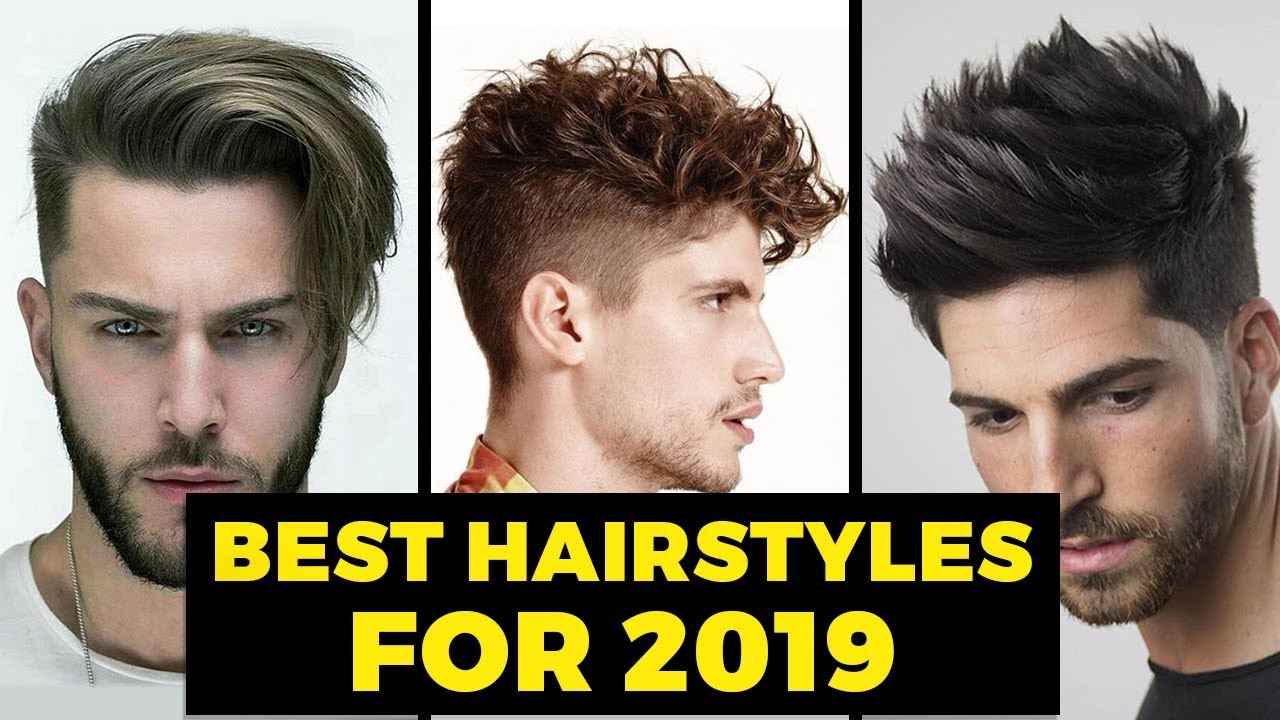 Best Men S Hairstyles For 2019: Best Men's Hairstyles For 2019