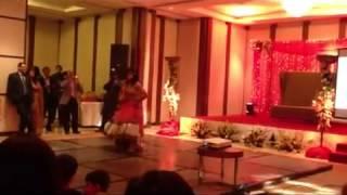 Wedding choreography on bahara by studio raas