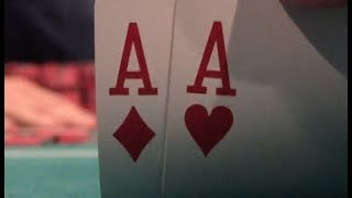 Flopping Quad Aces And Getting Raised!!! Poker Vlog Ep 72