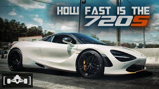 2019 McLaren 720S Spider Acceleration Review | How FAST is the New Kid on the Block?