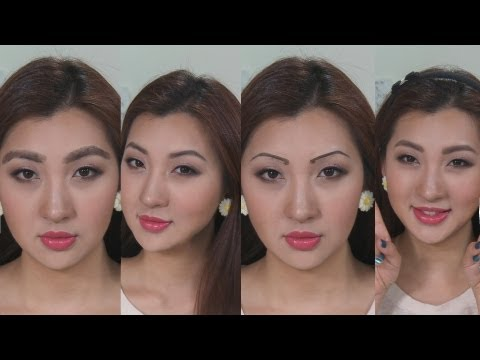 How To Draw and Shape Your Brows
