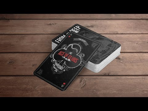 PHOTOSHOP TUTORIAL | How To Design A Nautical Themed Playing Card