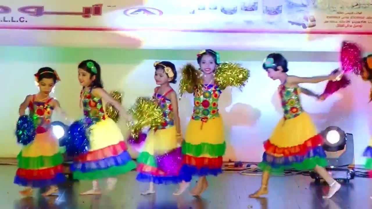 edc8066be Malayalam Song Dance- Children s Fest-Prgm-9 - YouTube