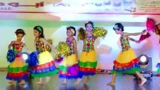 Malayalam Song Dance- Children