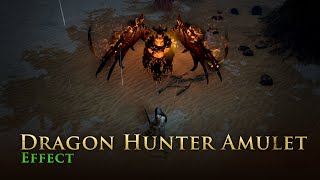 Path of Exile: Dragon Hunter Apparition Effect