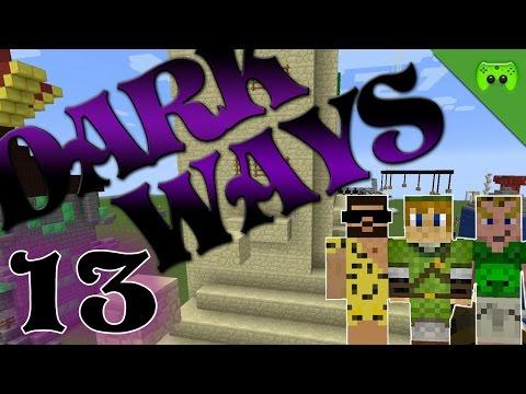 MINECRAFT Adventure Map # 13 - Dark Ways «» Let's Play Minecraft Together | HD