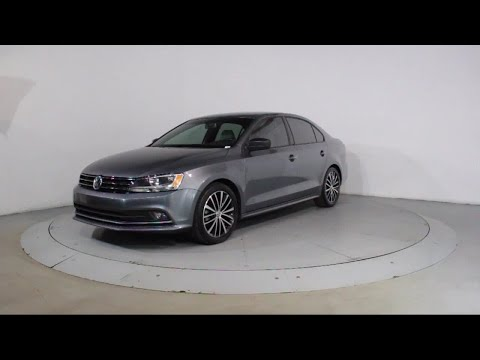 2015 Volkswagen Jetta Sedan 1.8t Sport For sale in Miami  Fort Lauderdale  Hollywood  West Palm Beac
