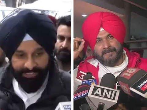 Pulwama attack: Akali Dal's Majithia demands sacking of Navjot Singh Sidhu from Punjab cabinet
