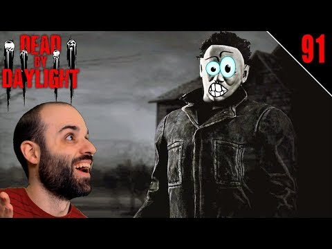 UN MALLAS MUY SALTY | DEAD BY DAYLIGHT Gameplay Español