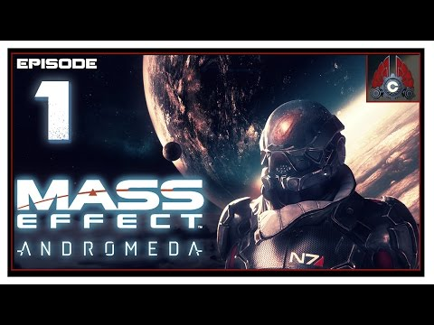 Thumbnail: Let's Play Mass Effect: Andromeda (100% Run/Insanity/PC) With CohhCarnage - Episode 1