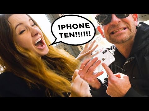 Download Youtube: MISPRONOUNCING IPHONE X  *iPhone Ten!!!!!!*