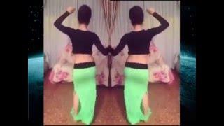Seksi Kızdan Harika Dans Şov Azgın Kız