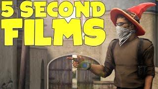CS:GO - 5 SECOND FILMS (SFM)