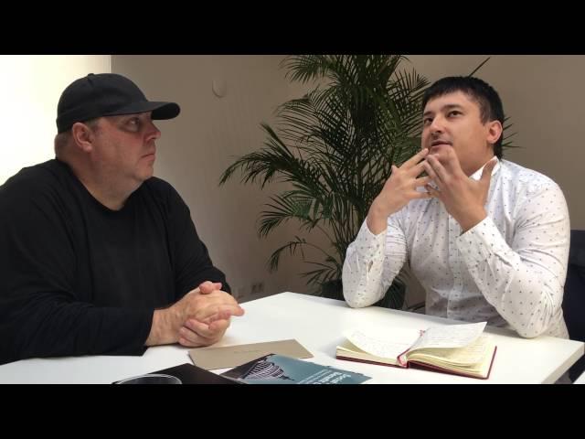 Интервью с Дином Джексоном