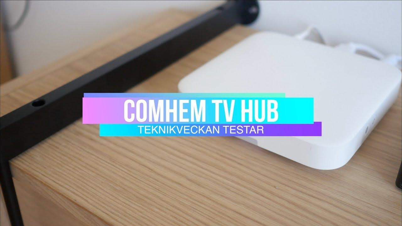 Android TV Guide - Com Hem - TV Hub