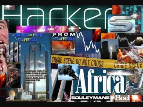 LE LIVRE DU PLUS GRAND HACKEURS DU MONDE HACKERS FROM AFRICA