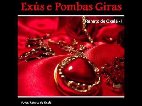 Exús & Pomba-Giras - (CD completo) - Renato de Oxalá - 1