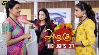Azhagu Highlights | Vision Time