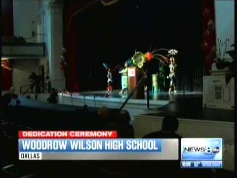 Woodrow Wilson High School Dallas New Wing 2013