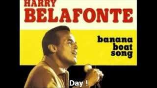 Harry belafonte - banana boat song (day ...