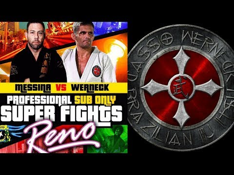 Fight To Win Pro 60 CO-MAIN EVENT: Cassio Werneck Vs. Jeff Messina