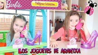 Telefono Intercom de Barbie - Walkie Talkie de Barbie
