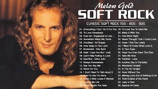 Michael Bolton, Lobo, Chicago, Rod Stewart, Eric Clapton, David Gates -Soft Rock Love Songs All
