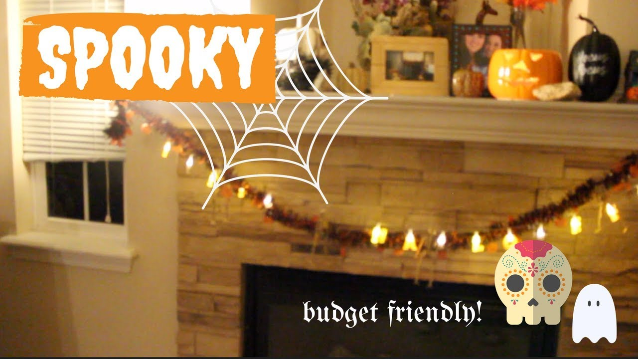 budget fall halloween decor dollar tree target goodwill ross more - Target Halloween Tree