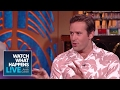 Armie Hammer And Leonardo DiCaprio's On-Screen Kiss | WWHL