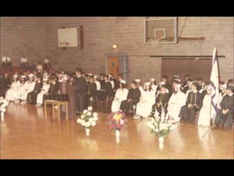 Paden City High School Band Holst 2nd Suite in F May 1969
