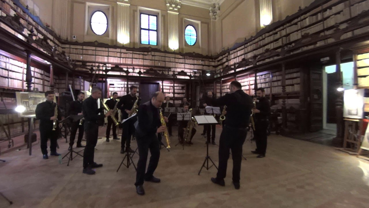 Concerto in Mi minore op.64 per Violino (Mendelssohn) - Vincent David & Exigentia Ensemble