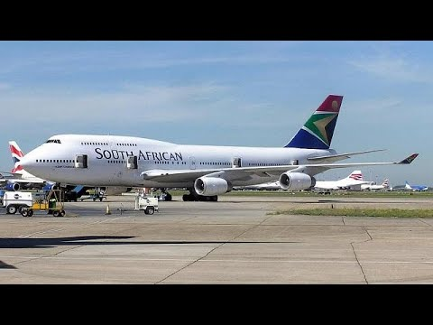 South Africa's treasury plans $760 million bailout for state airline
