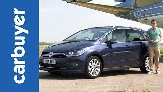 Volkswagen Golf SV (Sportsvan) 2014 review - Carbuyer