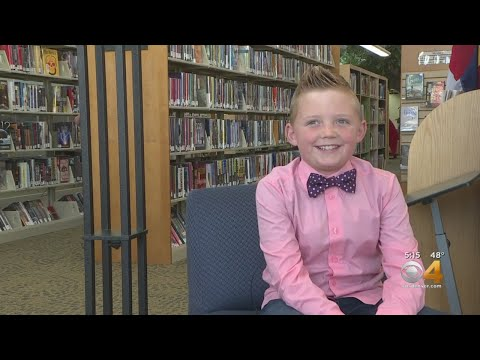 BEARDO - Severance Kid Gets Book Deal For Legalizing Snowball Fights