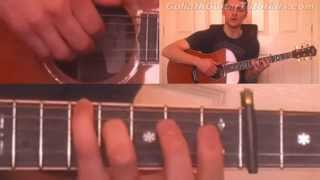 How To Play You Are Not Alone Fingerstyle - Michael Jackson - arr. Paddy Sun Guitar Lesson Tutorial