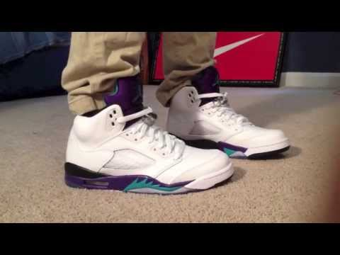 My Top 10 Jordans On Feet
