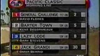 1999 Pacific Classic (Part 1)