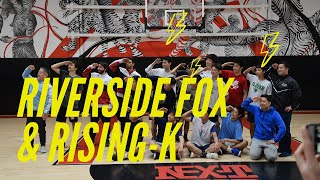 Riverside Fox & Rising-K | Barcelona Stage 2020