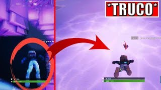 'NEW TIP' (TRAVAUX) VOLAR ET ROMPER TOUS AVEC FORTNITE GLITCH BODY WORKS 100% !!