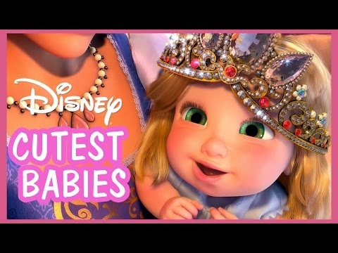 Cutest Babies from Disney Animated Family Movies
