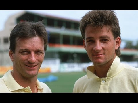 Steve Waugh and Mark Waugh - The incredible brothers