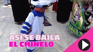 Así bailan los Chinelos en Morelos