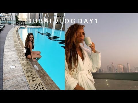 DUBAI: Fashion Merchandising and Buying Vlog 1 Day 1